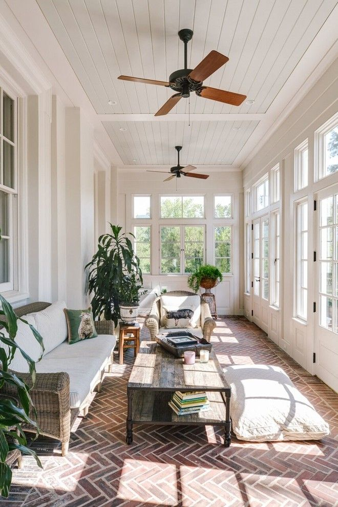 Unique Best Ceiling Fan for Sunroom