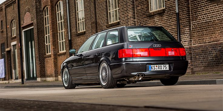 Uber RS: Rico Dieling's Incredible RS2 Avant - Fourtitude.com