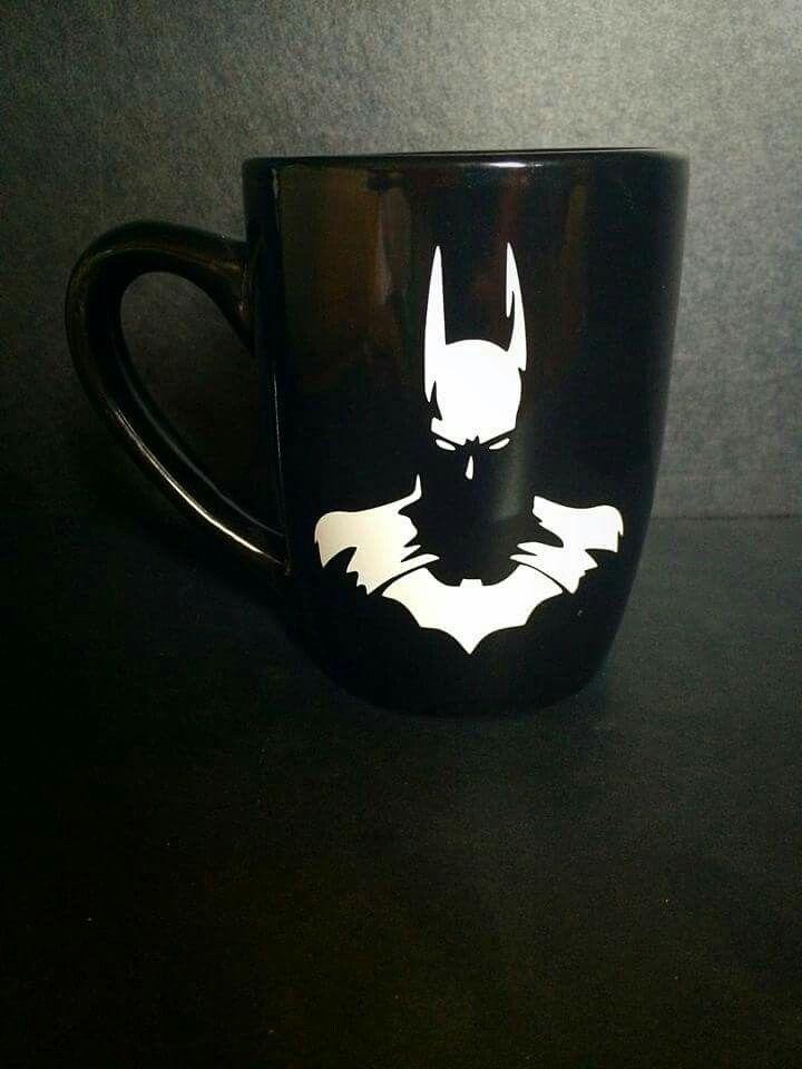 Not a huge fan of batman, but the mug is wicked cool
