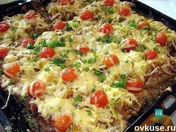 Мясо по - французски — 9 рецептов