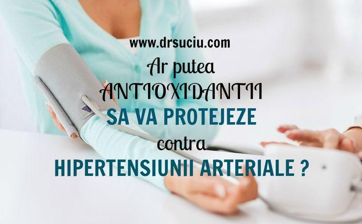 Antioxidantii contra hipertensiunii arteriale?