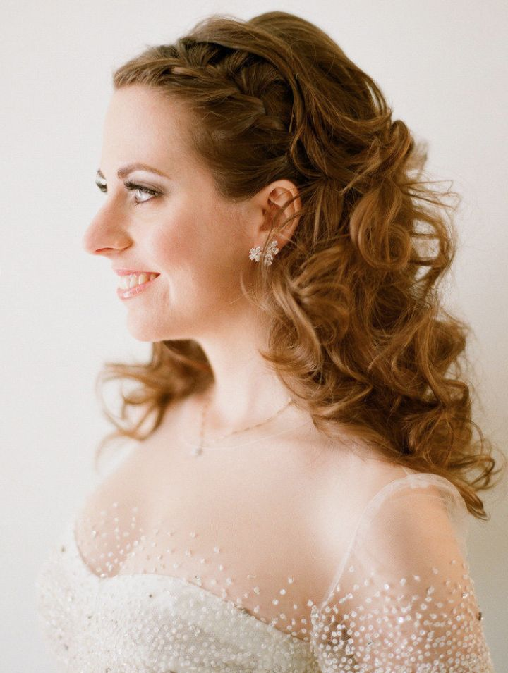 The Best Wedding Hairstyles of the week - MODwedding