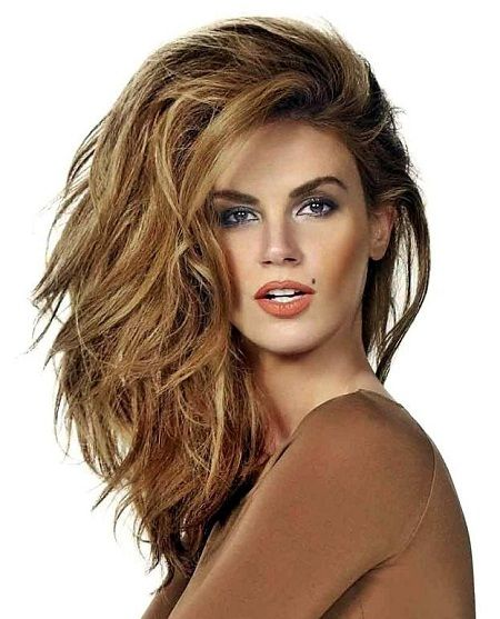 Medium Dark Hairstyles With Highlights