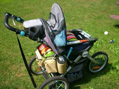 NEFA DISCussion :: View topic - disc golf pull cart