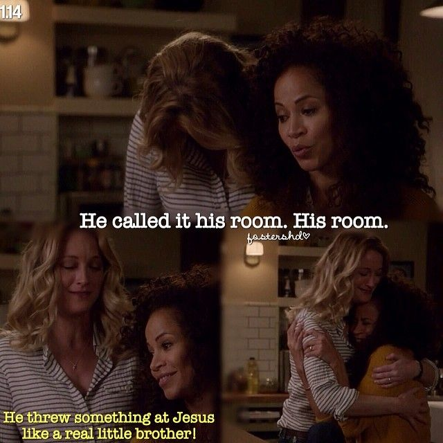 "S1 Ep14 ""Family Day"" - Lena and Stef"