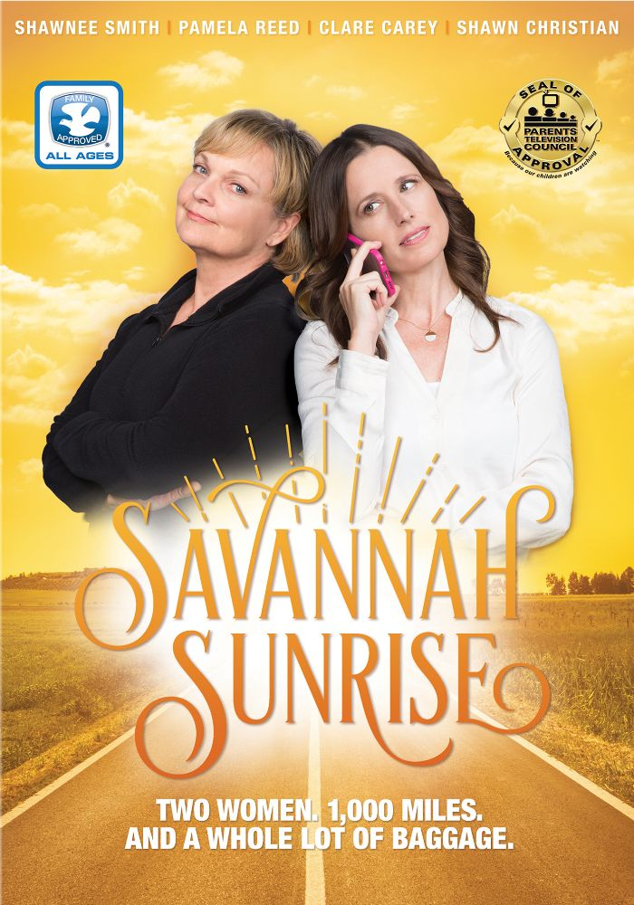 "Looking for a feel-good comedy movie, that the whole family can watch? Then you will enjoy this uplifting family comedy, SAVANNAH SUNRISE. This road trip of a lifetime arrives on DVD, Digital HD and On Demand May 16 from Anchor Bay Entertainment. Shawnee Smith/""daughter""and Pamela Reed/""mother-in-law"" star as a pair who discover that they need …"