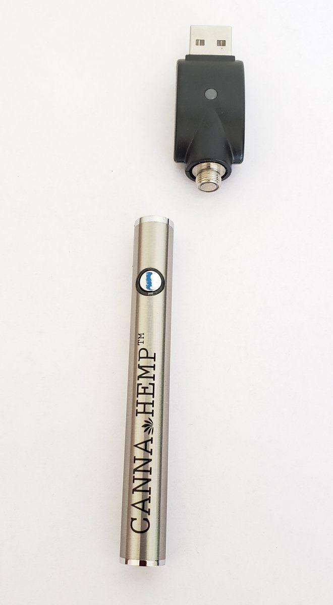 Canna Hemp Vape Pen Battery with USB Charger | cbd products
