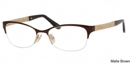 33629127150a Jimmy Choo 106 Eyeglasses Frames  br  Prescription Lenses Fit  JimmyChoo