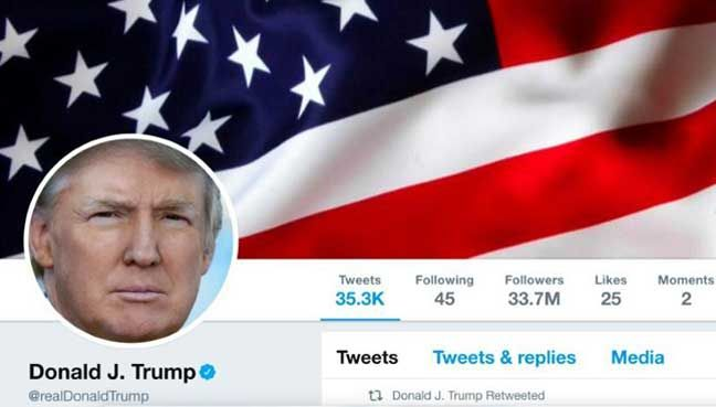 Trump defends tweets as key to White House victory   Trump called his social media accounts on Facebook Inc (FB.O) Twitter Inc (TWTR.N) and Instagram a tremendous platform.  WASHINGTON: U.S. President Donald Trump defended his regular use of social media especially Twitter and said he may not have won the White House without it.  In an interview airing on Sunday on Fox Business Network Trump says he can bypass what he labels unfair media coverage by speaking directly.  Tweeting is like a…