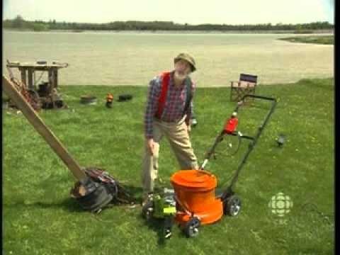 Handyman Corner - Automatic Lawn Mower