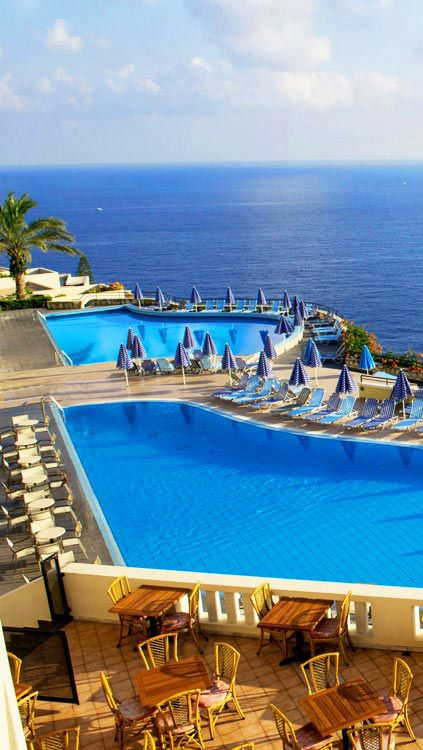 CHC Athina Palace Hotel and Bungalows in Agia Pelagia, Heraklion