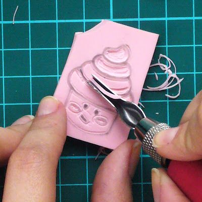 Stamp Carving Tutorial