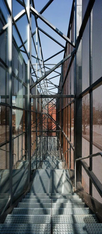 Major Architekci — Sport and leisure building at high school no. 3 in Wroclaw — Image 5 of 20 — Europaconcorsi