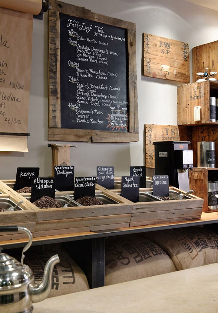 Shop Design: 25+ Best Ideas About Tea Display On Pinterest