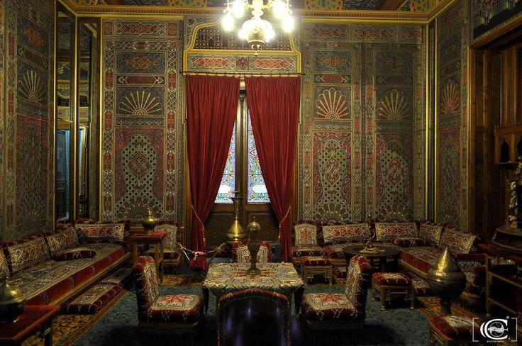 Turkish Room Peles Castle Romania The Favourite