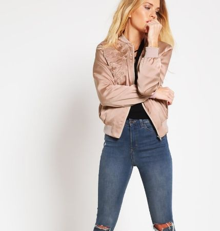 New Look Kurtka Bomber nude
