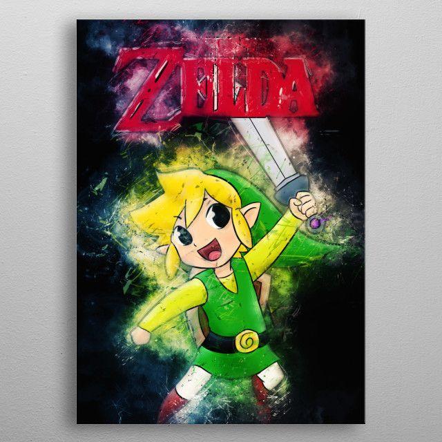 The Legend Of Zelda Zelda Game Nintendo Gamer Di 2020