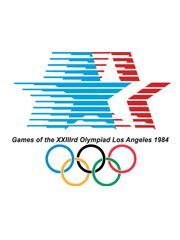 Logos Olimpiadas 1984