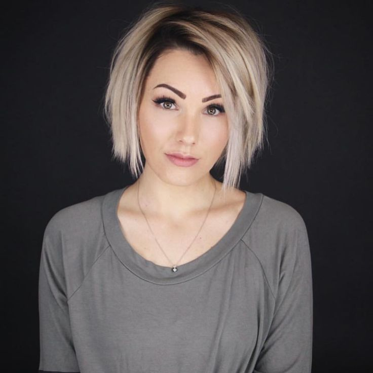 10 Terrific Short Haircuts with Bangs, Female Short Hair Styles for 2019