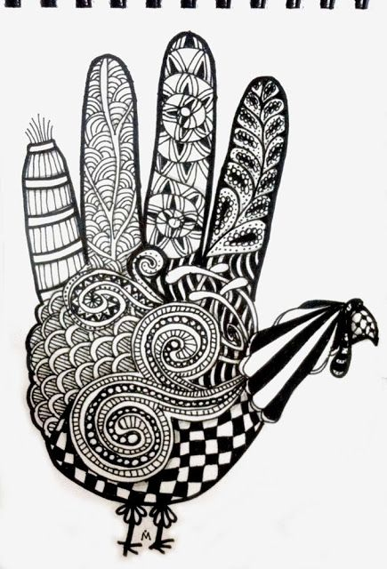 1000 Images About Art Zentangle Holiday On Pinterest