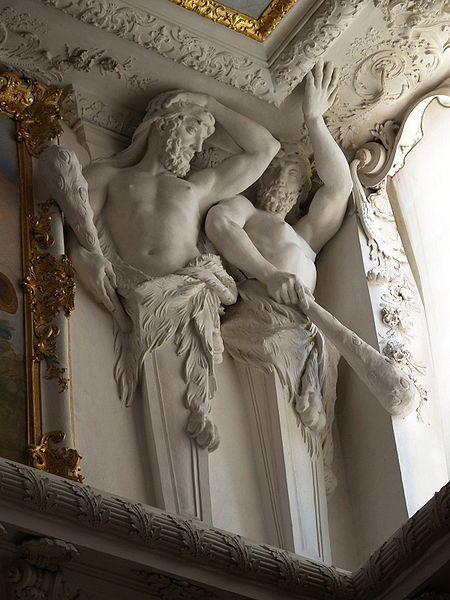 File:Herkulen Gartensaal Schloss Schleissheim.jpg