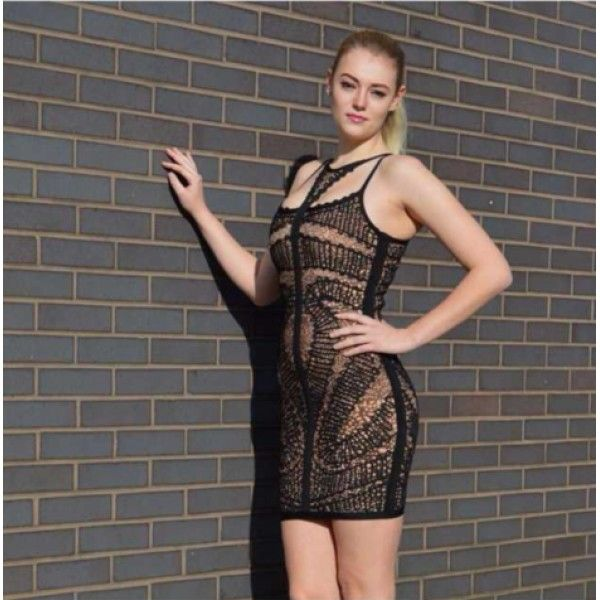 398 best bodycon bandage dress images on pinterest