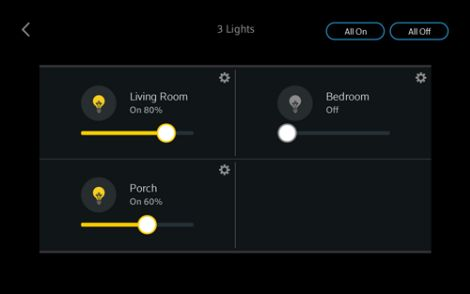Tvix Quote 14 Best Lighting Control Dashboards Images On Pinterest  User