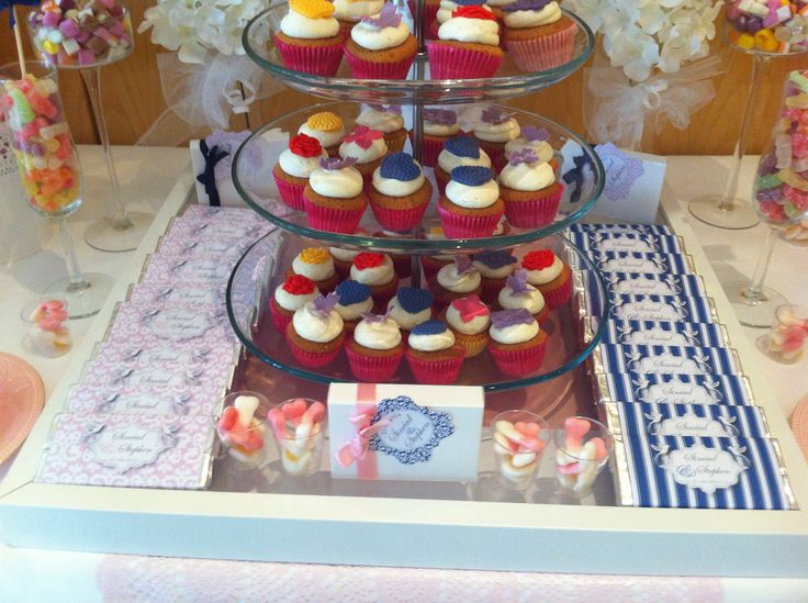 Wedding Candy Buffet. Springhill Court Hotel, Kilkenny Personalised by Sweet Living. www.facebook.com/SweetLivingCandy