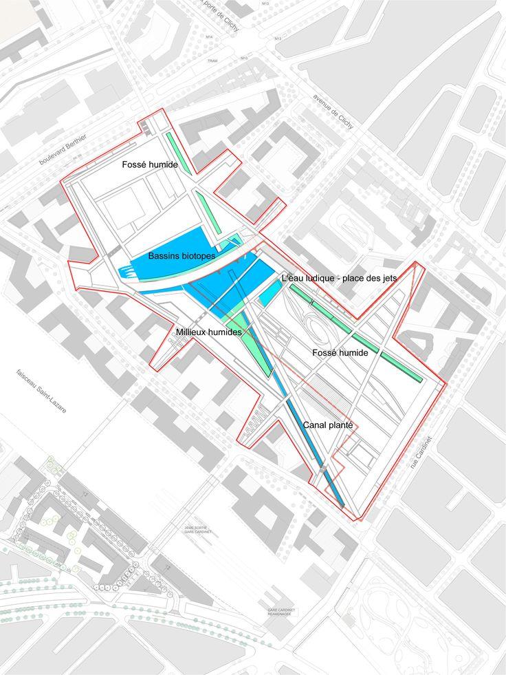 Galería de Paisaje y Arquitectura: Martin Luther King, un parque ecológico integral y conector de barrios - 29