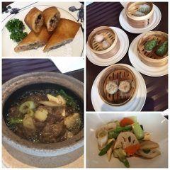 福岡市中央区の天神テルラビル2階の中華SESSIONは優雅な雰囲気で絶品広東料理が味わえます 点心も牛バラ肉の土鍋煮込みも美味しい() tags[福岡県]