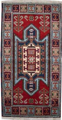 120x60 cm indo casak Tappeto-1 - Tappeti per scendiletto - Galleria Farah1970 Vendita Online tappeti persiani moderni e tappeti per bambini.