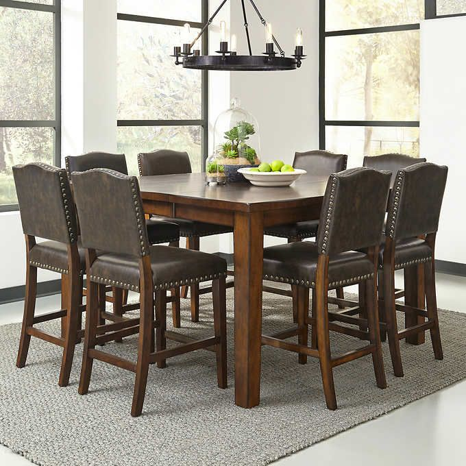 Pin By Janice Tallman On Sofa Counter Height Dining Sets