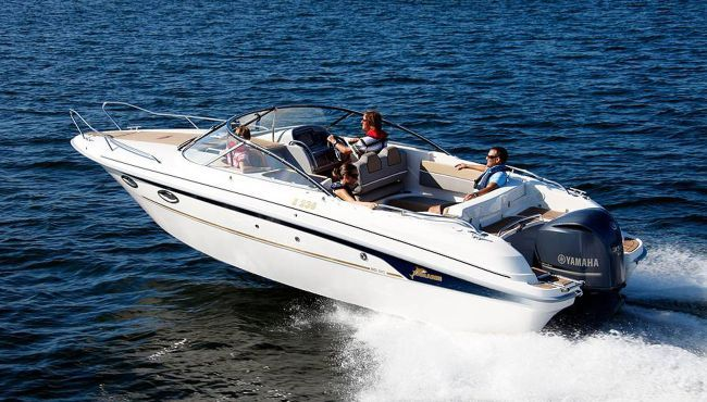 The Yamarin 80 Day Cruiser has taken up its place as the flagship of the popular Yamarin range – with power, speed and style.