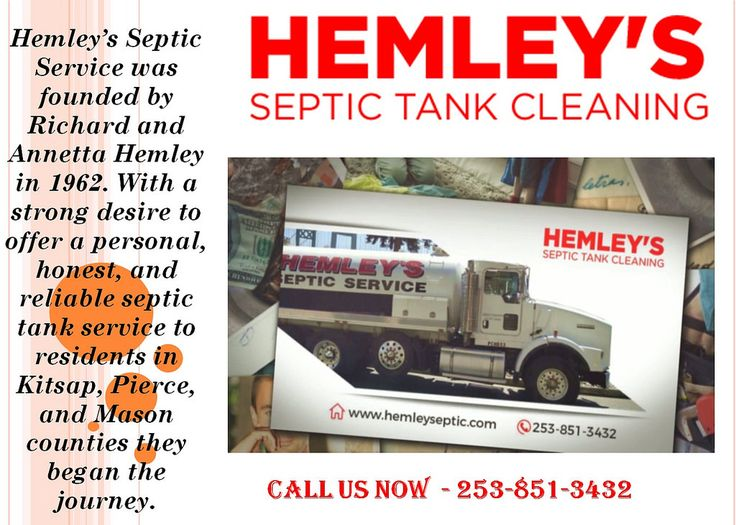 27 best septic tank inspections images on pinterest for Kitsap septic