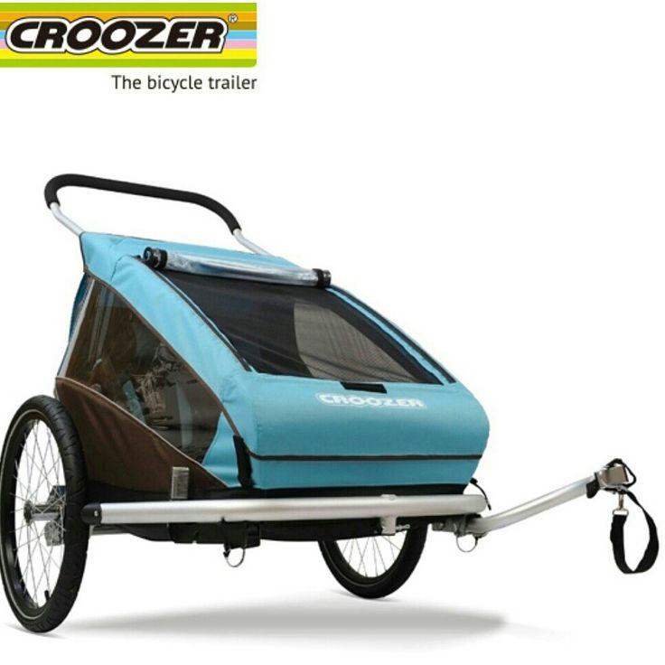 크루저 3 in 1 자전거트레일러 모드