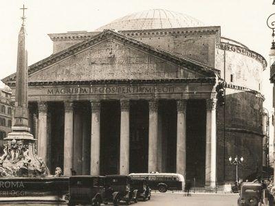 Pantheon anni 30