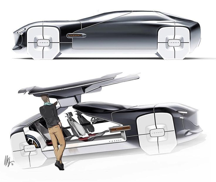 #Jaguar Ritual by #Valenciennes graduate Mikail Serin #cardesign #carsketch #car #design #cardesigner #sketch