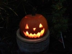 Talla tu calabaza de Halloween