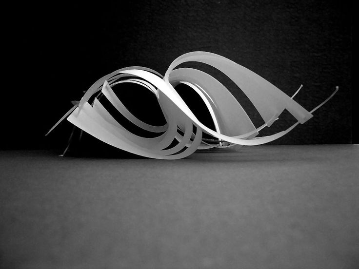 Folding Architecture  #BIGArchitects Pinned by www.modlar.com
