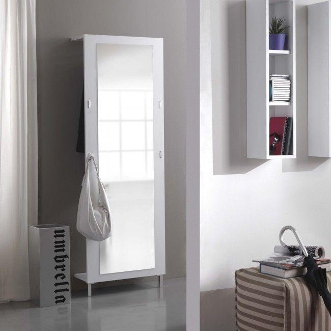 17 migliori idee su appendiabiti da parete su pinterest - Appendi specchio ...