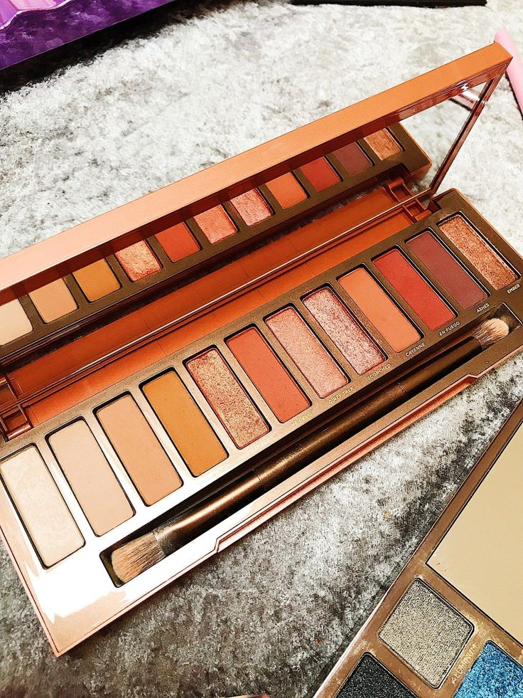 The Best Urban Decay Eyeshadow Palettes #urbandecaymakeup