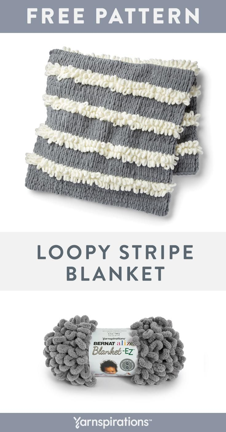 Bernat Alize Blanket Ez Yarn The Loopy Texture Of