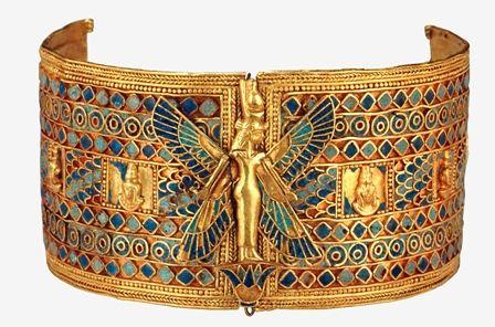 Bracelet de la reine nubienne Amanishakhéto