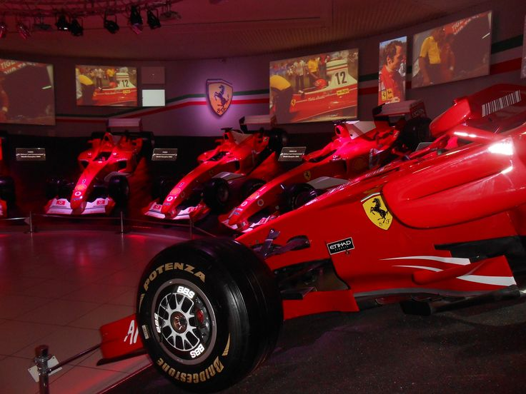 https://flic.kr/p/nutEcg | Museo Ferrari  . Maranello  - Modena  - Italia