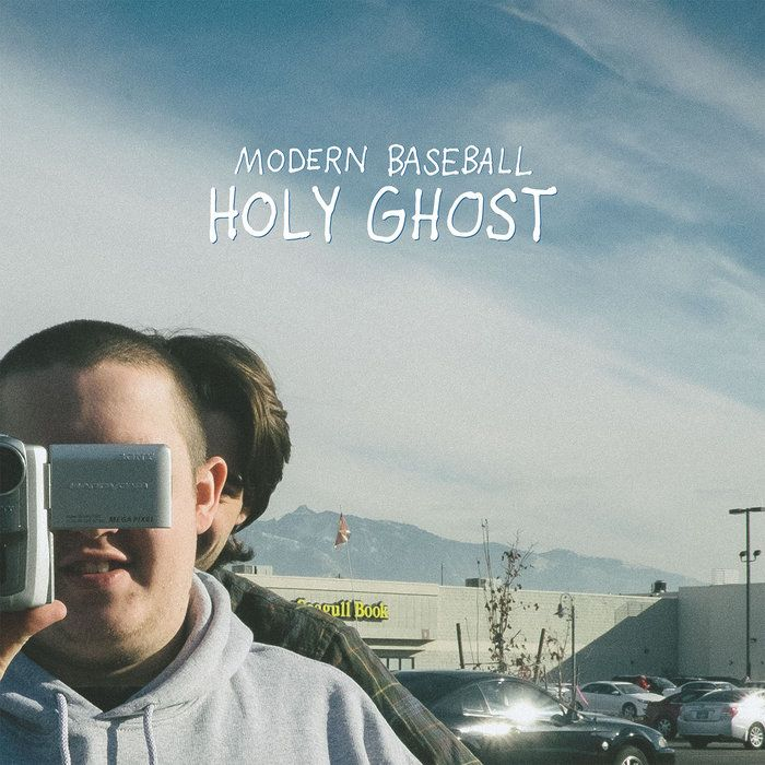 Holy Ghost Modern Baseball In 2020 Photo Album Book Holy Ghost The Wedding Singer