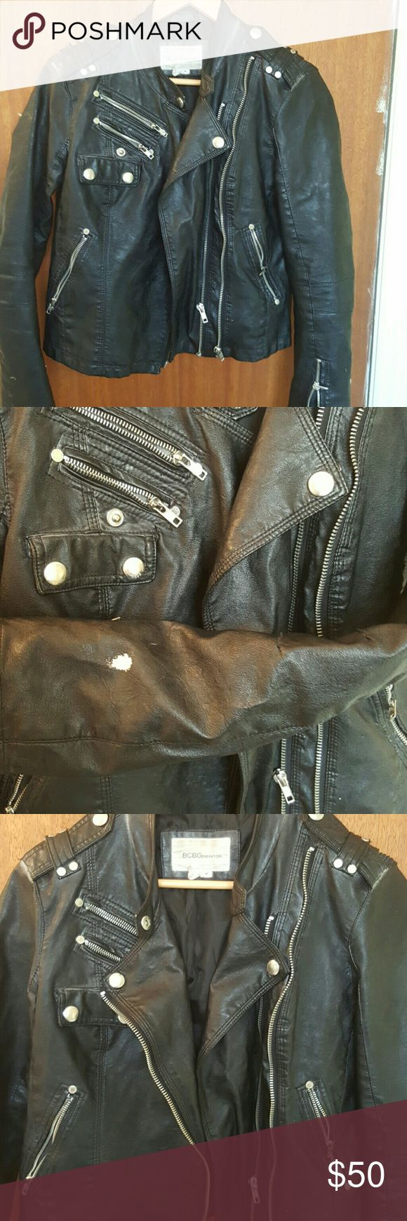 Jacket Bcbg BCBGeneration Jackets & Coats Utility Jackets