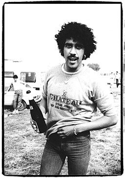 Phil Lynott of Thin Lizzy Jailbreak, Cowboy Song, And Whiskey in the Jar are timeless classics.