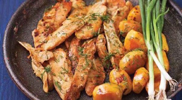 Limonlu Tavuk Eti Tarifi | Mutfakta Yemek Tarifleri