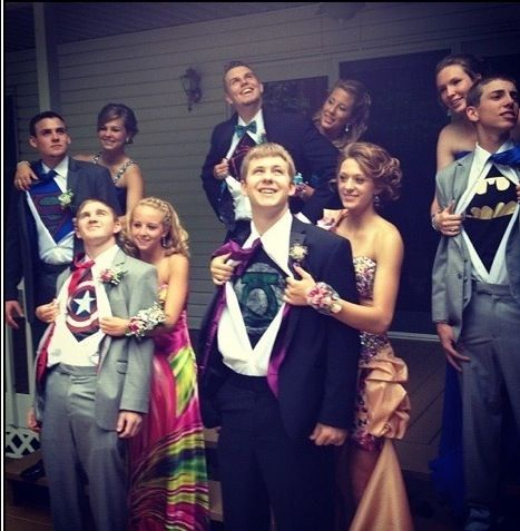 Best prom idea ever!!