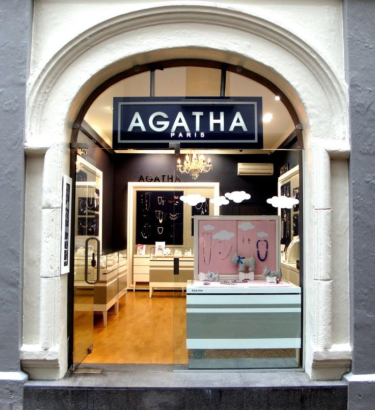 AGATHA Paris - top of Vulcan Lane, Auckland Central, New Zealand